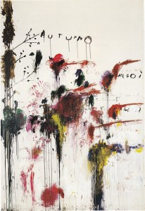 Cy Twombly: Painter, Sculptor & Photographer by John Perrin @ Towner Art Gallery