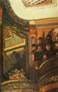 Painter of Modern Life: Walter Sickert and the Camden Town Group @ Towner Art Gallery