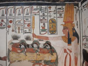 Preserving Wall Paintings: From English Churches to Egyptian Tombs by Stephen Rickerby @ Towner Art Gallery (College Rd, Eastbourne)