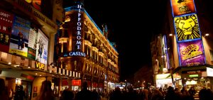 Theatrical London  A Virtual Tour with London Blue Guide by Diane Burstein @ Zoom
